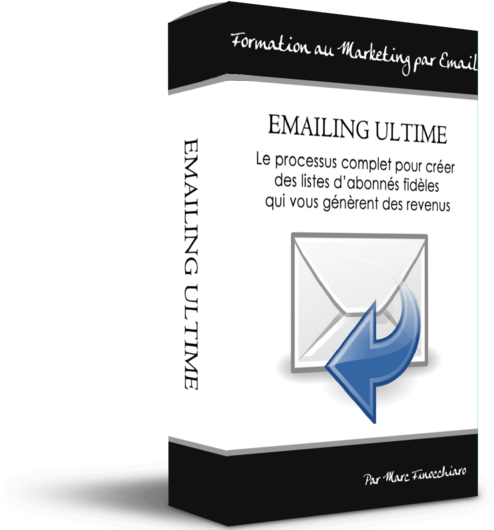 Formations marketing - Emailing Ultime