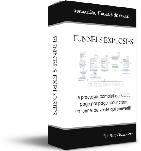 Formations marketing - Funnels Explosifs