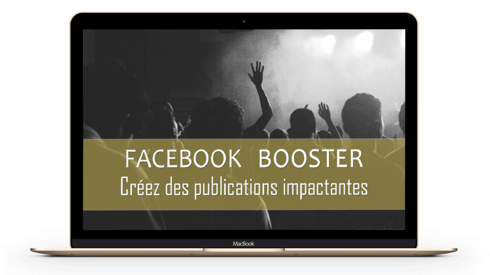 Formation offerte Facebook Booster